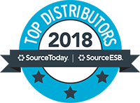 SourceESB - Top 50 Distributors 2018